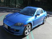 2005 MAZDA Mazda RX-8 6MT,  Sport &  Appearance Package